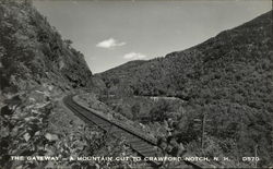 Railroad: The Gateway in NH in the Mountains
