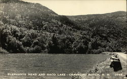 Elephants Head and Saco Lake