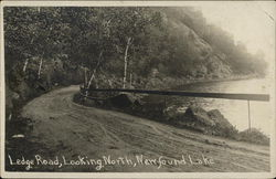 Ledge Road, Looking North, Newfound Lake