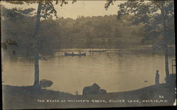 The Beach at Wallace's Grove, Silver Lake
