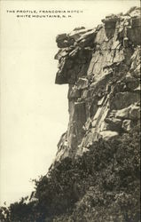 The Profile, Franconia Notch, White Mountains