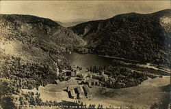 The Balsams and Lake Gloriette