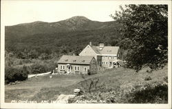 Appalachian Mountain Club's (AMC) Mt. Cardigan Lodge