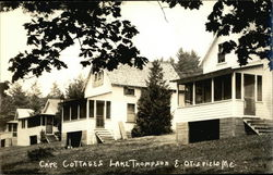 Cape Cottages, Lake Thompson