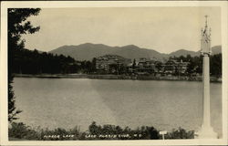 Mirror Lake- Lake Placid Club