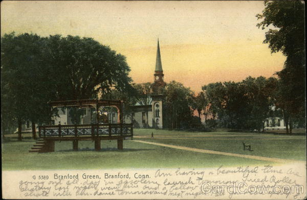 Branford Green Connecticut