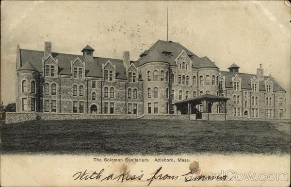The Solomon Sanitarium Attleboro Massachusetts