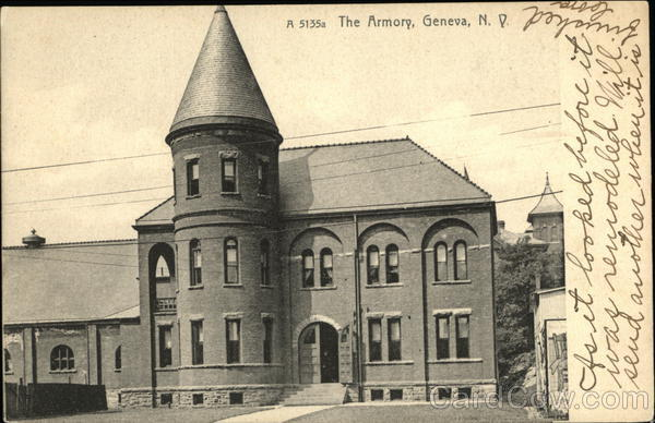 The Armory Geneva New York