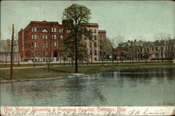 Ohio Medical University & Protestant Hospital