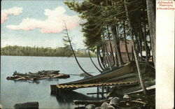 Adirondack Mountains - A Private Camp