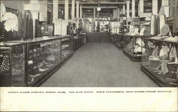 Jordan Marsh Company, The Main Store, Men's Furnishings