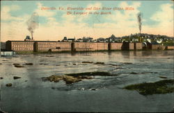 Riverside and Dan River Cotton Mills - The Largest in the South