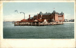 Hotel Chamberlain, Old Point Comfort