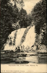 Raymonds Kill, Lower Falls