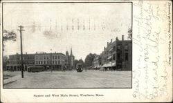 Square and West Main Street