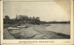 Sachems Head Hotel and Bloody Cove
