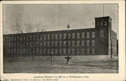 American Thread Co.'s Mill No.5