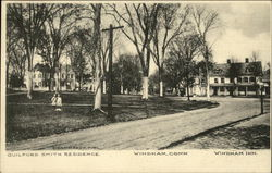 Guilford Smith Residence and Windham Inn
