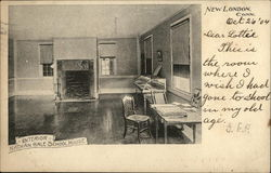 Interior Nathan Hale School House