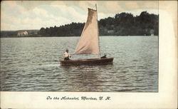 Sailing on the Ashuelot