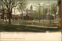 The Phillips Exeter Academy & Buildings