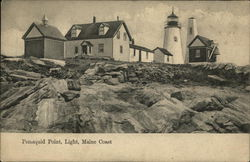 Pemaquid Point Light, Maine Coast