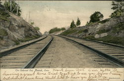 The Railroad Cut