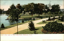 The Lake at West Side Park