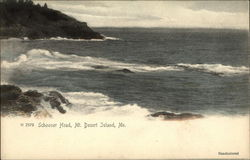 Schooner Head - Water View