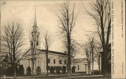 First Congregational Church and Chapel