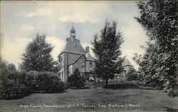 Gray Church, Residence of C. H. Tenney, Esq.