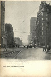 Euclid Avenue, Looking West