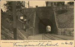 South End of Railroad Tunnel
