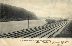"In the Mohawk Valley - On the ""New York Central"""