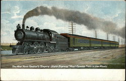 "New York Central's ""Empire State Express"""
