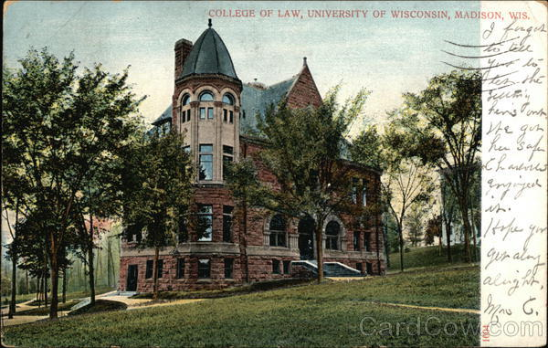 College of Law at University of Wisconsin Madison