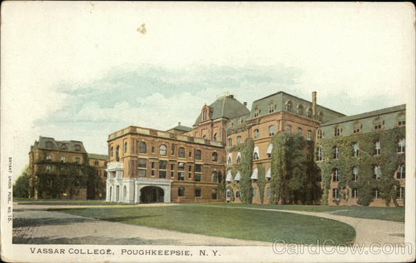 Vassar College Poughkeepsie New York