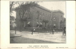 Free Public Library and City Offices