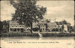 The Wayside Inn- Made Famous by Longfellow