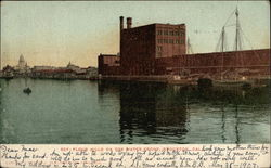 Flour Mills of the Water Front