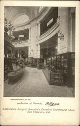Section of the Rotunda, The Emporium