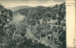 Los Gatos Canyon