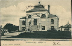 Street View of Memorial Hall