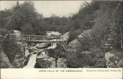 Upper Falls of the Ammonoosuc