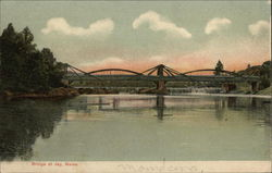 Bridge at Jay, Maine