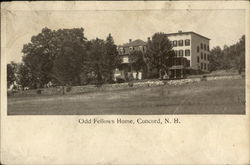 Odd Fellows Home