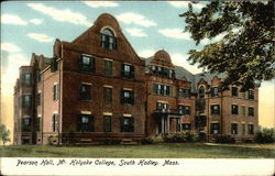 Mt. Holyoke College - Pearson Hall