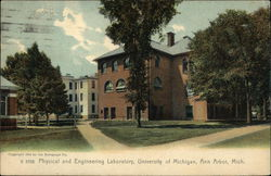 University of Michigan - Physical and Engineering Laboratory