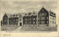 Boys' Dormitory, Lebanon Valley College