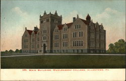 Main Building at Muhlenberg College
